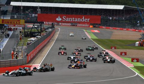 Silverstone intentará bajar el precio de las entradas de F1