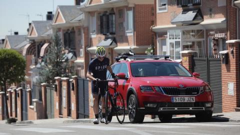 Skoda Scout vuelta ciclista 2017