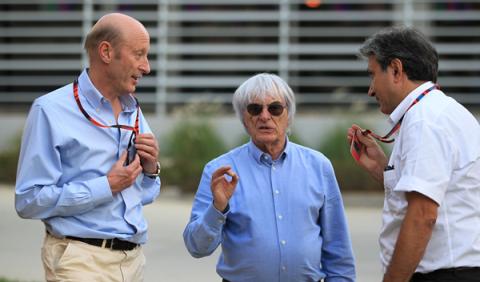 Stephen Ross, interesado en comprar parte de la Fórmula 1