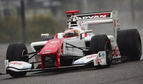 Stoffel Vandoorne correrá en la Super Fórmula en 2016