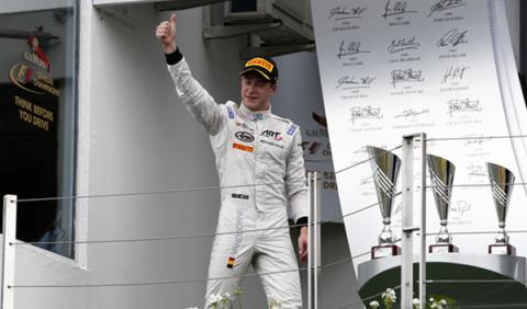 Stoffel Vandoorne podría sustituir a Button en McLaren