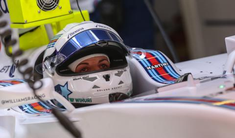 Susie Wolff se ve sin opciones en la F1