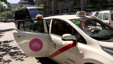 Taxis positivos Madrid