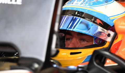 El tercer título en F1 sigue siendo la prioridad de Alonso