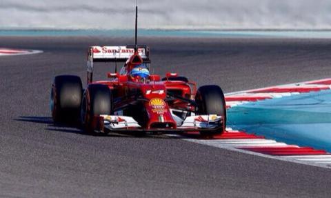 Tests F1 Bahrein 2014: calendario de pilotos