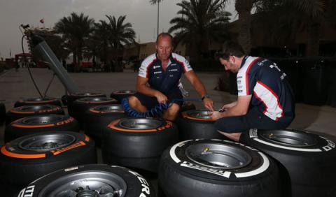 Tests Pirelli Bahréin: los neumáticos 2014 son más lentos
