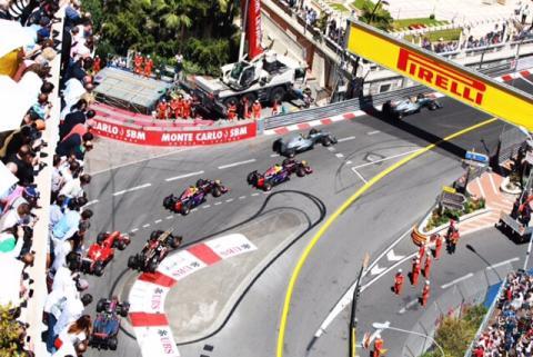 Todo sobre los neumáticos del GP Mónaco F1 2014