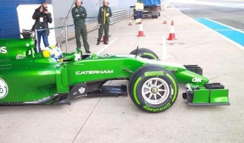 Todos los coches de F1 para 2014