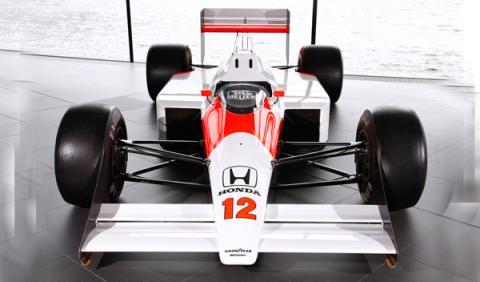 Top Gear hará un homenaje a Ayrton Senna en Australia