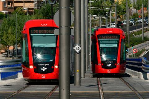 Trenes Alstom con KERS