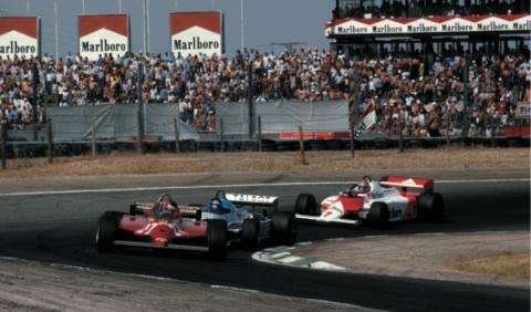 Último GP de España de F1 en el Jarama: una carrera mítica
