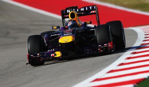 Vettel -  Red Bull - 2013