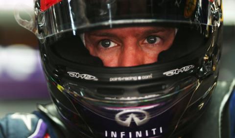 Vettel - Red Bull - India 2013