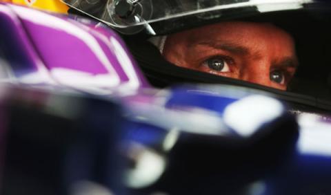 Vettel - Red Bull - Pole India