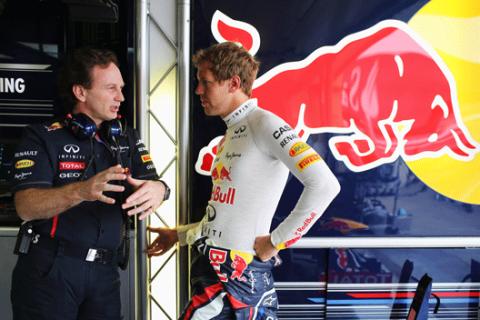 Vettel - Red Bull - Valencia - 2012