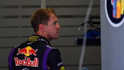 """Vettel: """"Soy piloto de la Scuderia Ferrari"""""""