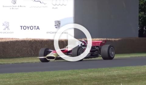 Vídeo: los mejores sonidos de la historia de la Fórmula 1