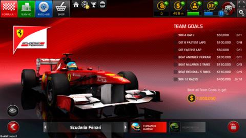 Videojuego - F1 - Fernando Alonso - Ferrari