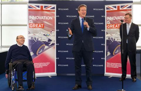 Williams abre un centro de ingeniería avanzada en su sede