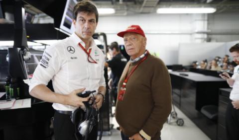 Wolff y Lauda seguirán al mando de Mercedes F1 hasta 2020
