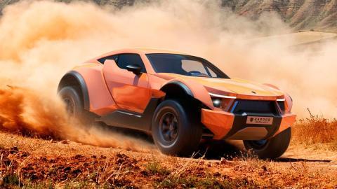 Zarooq SandRacer buggy deportivo dunas