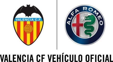 Alfa Romeo nuevo patrocinador Valencia