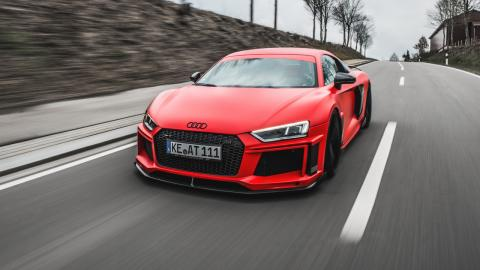 Audi R8 V10 Coupé