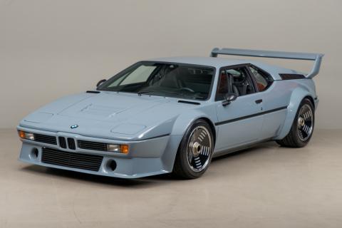 BMW M1 Prorace Car de calle