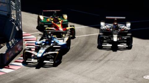 Carrera de Fórmula E