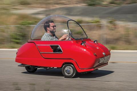 El coche más pequeño del mundo
