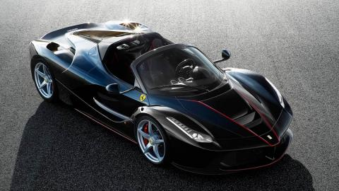 descapotables Ferrari LaFerrari Aperta