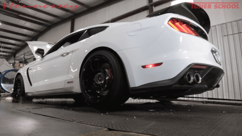 Hennessey Shelby GT350R HPE850