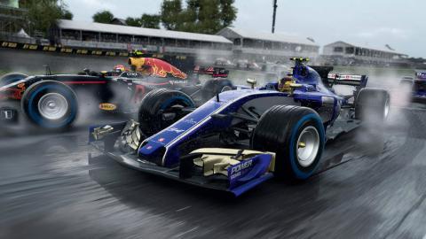 Juego F1 Virtual