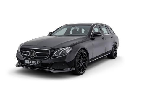 Mercedes Clase E Estate by Brabus