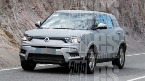 Nuevo SUV SsangYong