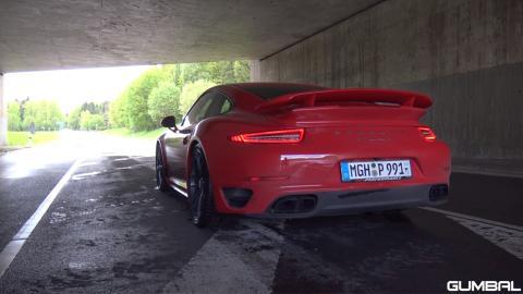 Porsche 911 Turbo S PP-Performance
