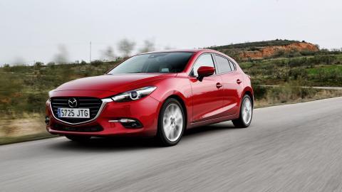 Prueba Mazda3 SKYACTIV-D 2.2 150 CV