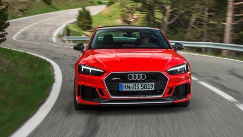 Audi RS 5 Coupé Carbon Edition 2017