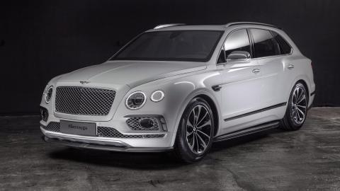 Bentley Bentayga by Carbon Pro