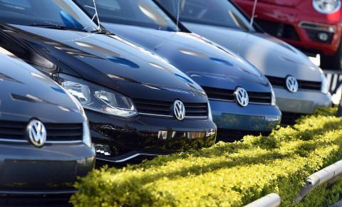 Coches VW