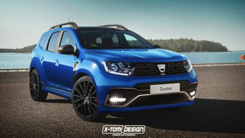 Dacia Duster GT by X-Tomi Design