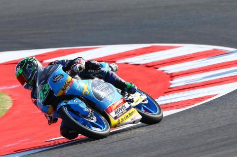 Enea Bastianini - Clasificación Moto3 Misano 2017