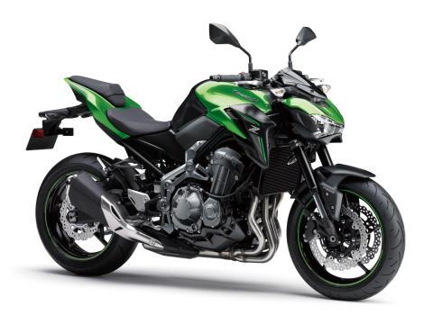 Habrá una Kawasaki Z900 compatible con el A2 en 2018