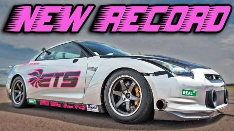Nissan GT-R ETS 3.000 CV