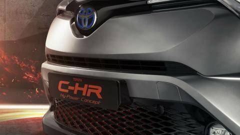 Toyota en el Salón de Frankfurt