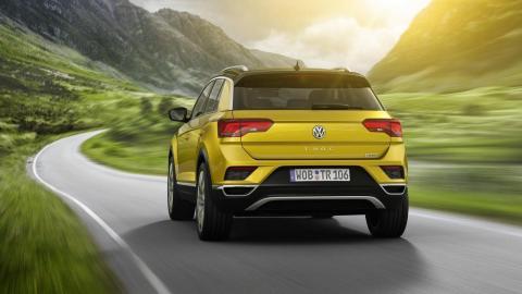 Volkswagen T-Roc Producción