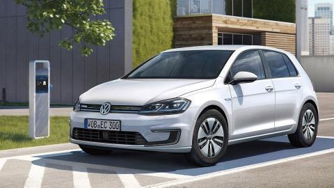 5 coches a evitar en el puente de octubre de 2017 - Volkswagen e-Golf