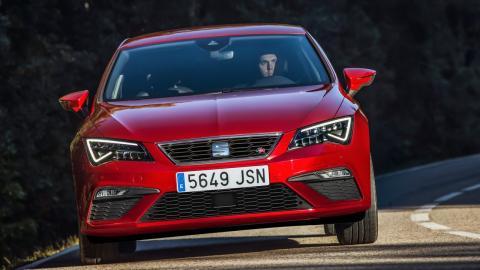 5 rivales Seat León FR