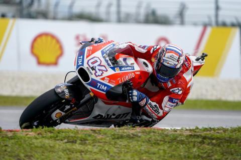 Andrea Dovizioso - Carrera MotoGP Malasia 2017
