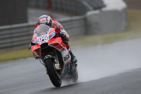 Andrea Dovizioso - Carrera MotoGP Motegi 2017